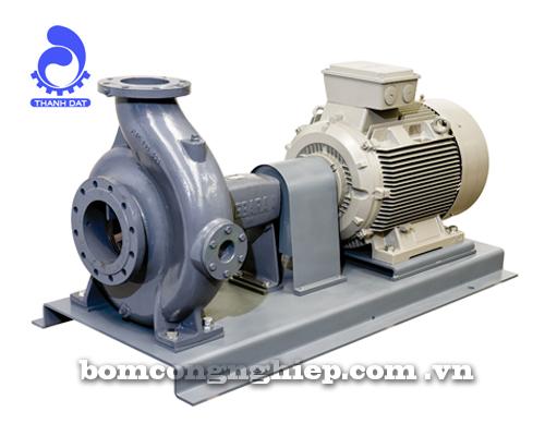 máy bơm công nghiệp ebara fha 4 100