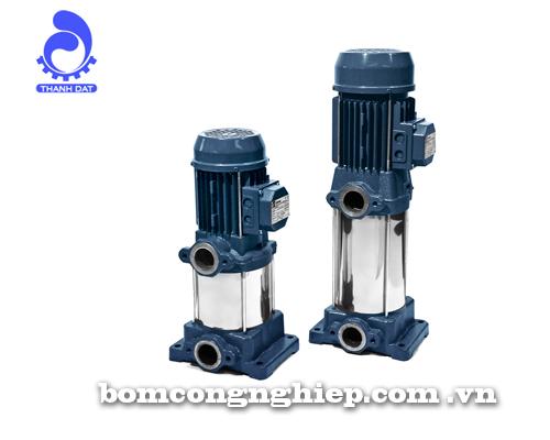 Máy bơm nước trục đứng Ebara CVM A 4-8