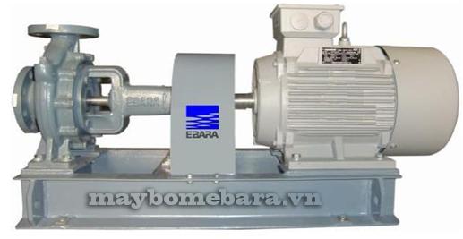 Quy trình vận hành máy bơm trục rời Ebara