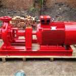 Địa chỉ cung cấp máy bơm chữa cháy Ebara chính hãng